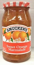 Smucker's Sweet Orange Marmalade 18 oz Smuckers