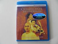 Crouching Tiger, Hidden Dragon (Blu-ray Disc, 2007) Brand New and Sealed