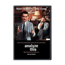 Analyze This (DVD, 1999) NEW