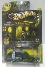 2012 Hot Wheels Happy Halloween! Ghostbusters ECTO-1 HTF