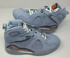 Womens Nike Air Jordan 8 VIII Retro Ice Blue W SZ 8.5 M SZ 7 (316836-401) RARE