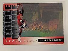 1993-94 Upper Deck Triple Double Michael Jordan Bulls #TD2