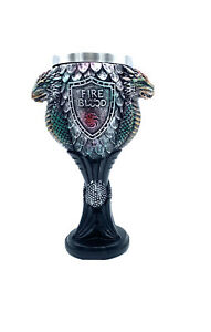 Game Of Thrones Fire Blood Goblet Stainless Steel Decorative Gift