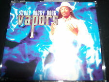 Snoop Doggy Dogg Vapors Rare CD Single