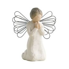 Willow Tree 26012 Angel of Prayer Figurine