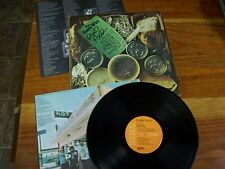 """THE GUESS WHO LP """"Road Food"""" VG to VG+ condition"""