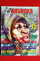 TINA TURNER CARICATURE ON COVER + 2 PAGES 1974 VINTAGE RARE EXYUGO MAGAZINE