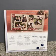 Creative Memories 12x12 Natural Pages Scrapbook New Sealed