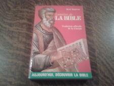 lumiere de la bible - rene boureau