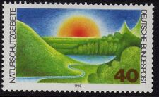 W Germany 1980 Nature Conservation SG 1930 MNH