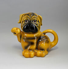 "Keramik  Design Teekanne Hund ""Lucky"" Jameson&Tailor NEU 9952088"