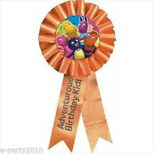 BACKYARDIGANS GUEST OF HONOR RIBBON ~ Birthday Party Supplies Favors Award Nick