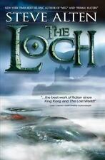 The Loch by Steve Alten. (2005, Hardcover). First Edition.