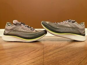 Nike Lab Zoom Fly SP Sepia Stone Running Shoes Men's 8.5 AA3172-201
