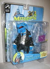 The Muppet Show Uncle Deadly Clear Ghost Palisades Figure MOSC