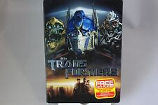 Transformers DVD, 2007 - Steven Spielberg - Michael Bay - FREE SHIPPING
