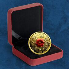 Canada - Armistice Poppy WWI - 200$ or 2018 Pp - 1 Once - Waffenstillstand