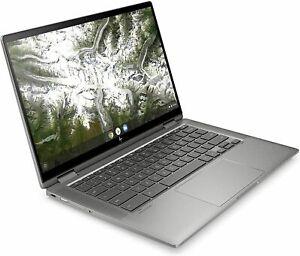 HP Chromebook X360 i5 14c-ca0005na 128 GB, 8 GB RAM 14 Inch Full HD Touch-screen