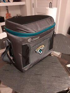 NFL Coleman Insulated Cooler (Select Your Team) JACKSONVILLE JAGUARS