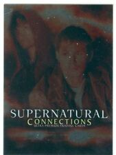 Supernatural Connections Promo Card P-I (inkworks.com exclusive)