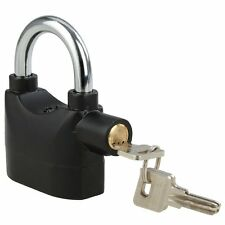 NEW Siren Alarm Lock 110Db AntiTheft Security System Door Motor Bike Bicycle