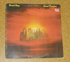 LP Vinyl Uriah Heep Sweet Freedom FOC Bronze 87 232 XOT Germany