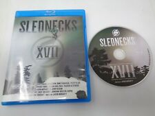 Slednecks 17 BLU RAY Snowmobile Movie Video Snowmobiling XVII Extreme Sports