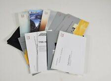 Document Set Log Book Manual Audi A4 Avant (8ED,B7) 2.0