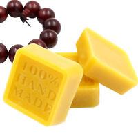 Organic Beeswax Cosmetic Grade Filtered Natural Pure Yellow Bees Wax Bar Hot