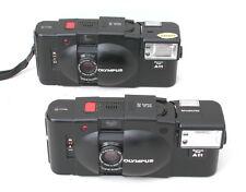 Olympus Analogkamera Bundle mit Blitzgerät