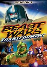 TRANSFORMERS BEAST WARS: SEASON 1 (Garry Chalk) - DVD - Region 1 Sealed