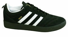 Adidas Originals Suciu Advance Mens Trainers Black White Leather Suede BY3936 P1