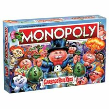USAopoly Monopoly Garbage Pail Kids Board Game - USAMN137-729