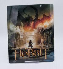 HOBBIT Battle Five Armies -Glossy Bluray Steelbook Magnet Cover (NOT LENTICULAR)