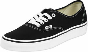 Vans Authentic Schuhe Schwarz Weiß in 38,5  Neu mit verpackung