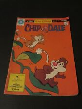 1980 CHIP & DALE #17 WALT DISNEY  HERITAGE COMICS EDITION FRENCH LEARN FRENCH
