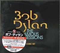 BOB DYLAN-LIVE TO AIR - THE BOX-JAPAN 4 CD I45