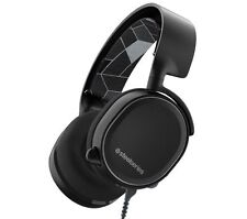STEELSERIES Arctis 3 7.1 Gaming Headset with Retractable Microphone Black