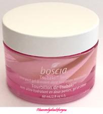 NIB sealed BOSCIA Tsubaki Swirl Two-Part Gel & Cream Deep Hydration Moisturizer