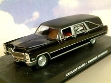 De Metal 1/43 James Bond 007 Pijamas Incluye Cadillac Coche Fúnebre Diamonds Are