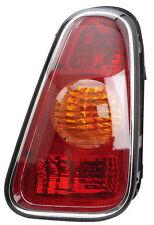 Fits 02-06 Mini Cooper Tail Light Rear Lamp Taillight - RH
