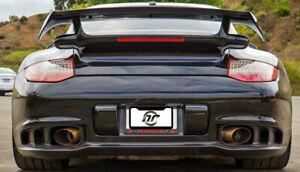 Porsche 911 997 GT2 RS Rear Bumper - 997.2 Turbo/C4/C4S Carrera