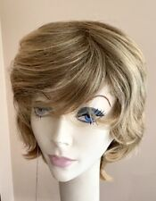 NWT JACQUELYN Wig HUMAN HAIR Blend ALISA 118 BLONDE Mix