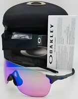 NEW Oakley Golf Specific EVZero Stride sunglasses Steel Prizm Zero G30 9386-1038
