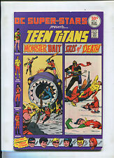 DC SUPER-STARS #1 (8.5 OR BETTER) REINTRODUCING THE TEEN TITANS