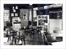 "~Post Card~""Old Cafe w/Old Classic Record Player/Jukebox""  (B306)"