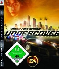 Playstation 3 NEED FOR SPEED UNDERCOVER GuterZust.