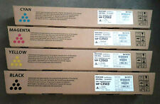4 x Original Toner Ricoh Aficio MP C3503 C3003 C3004 C3504 / 841817 -841820 SET