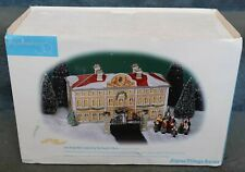 Dept 56 The Sound Of Music Von Trapp Villa Alpine snow village Christmas