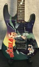 Kirk Hammett Metallica Dracula Mini Guitar Replica